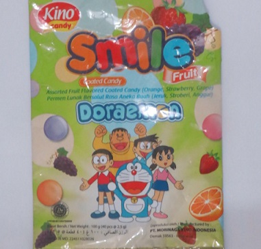 Kino Candy Smile Fruit