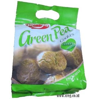 Naraya Green Pea Cookies
