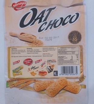 Naraya Oat Choco