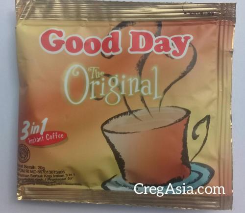 Good Day Original 3 in 1