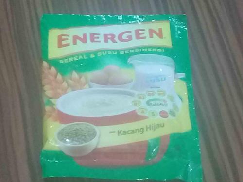 Energen Sereal Rasa Kacang Hijau